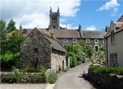 Collessie village