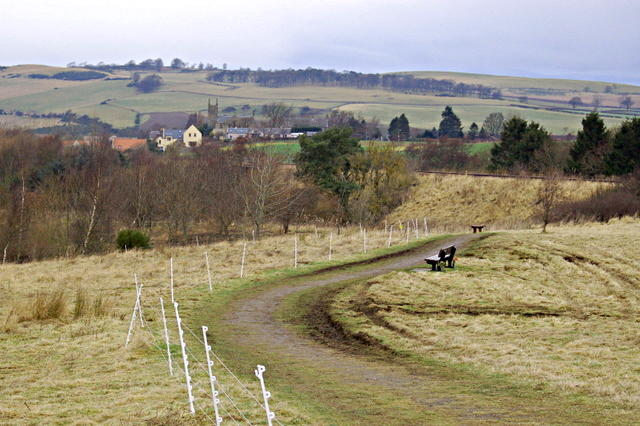 Fall - Collessie, Fife