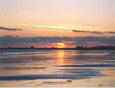 Sunset - Tiree
