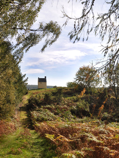 Ardclach Bell Tower, Nairn