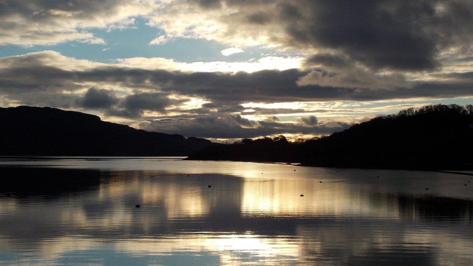 Fall - Loch Melfort