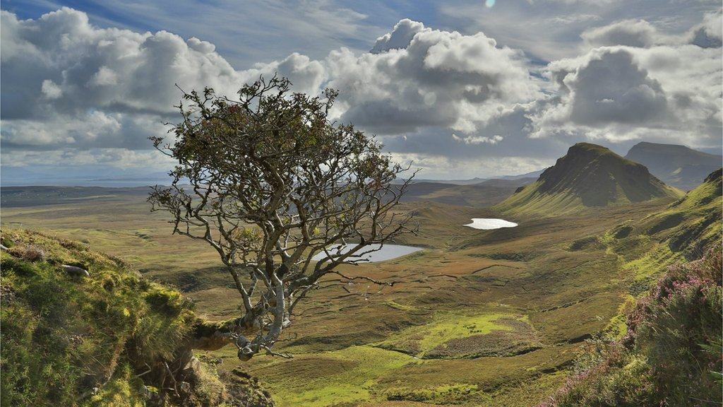 Fall Quiraing Skye