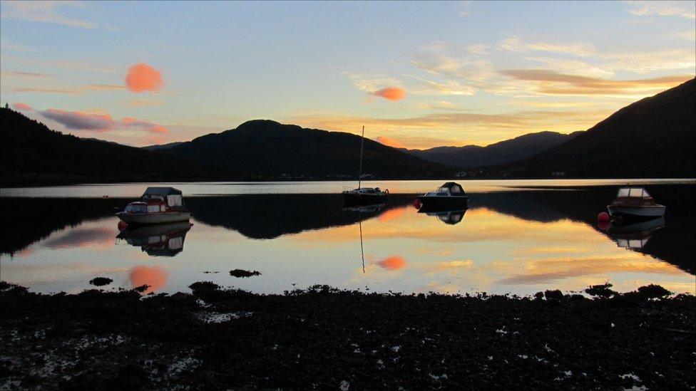 arrochar Loch Long