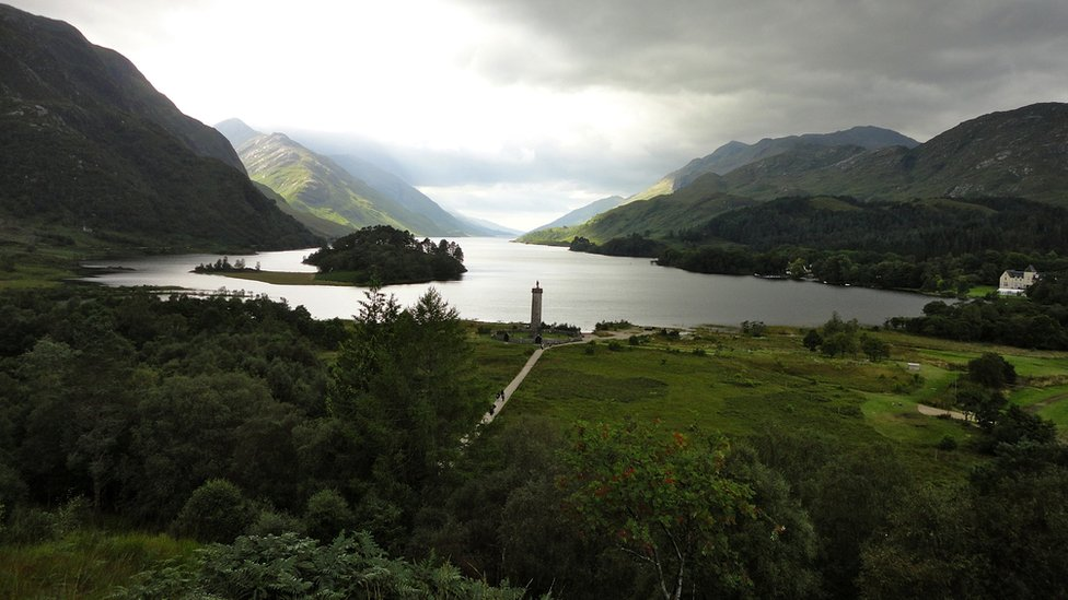 Fall - Glenfinnan 2