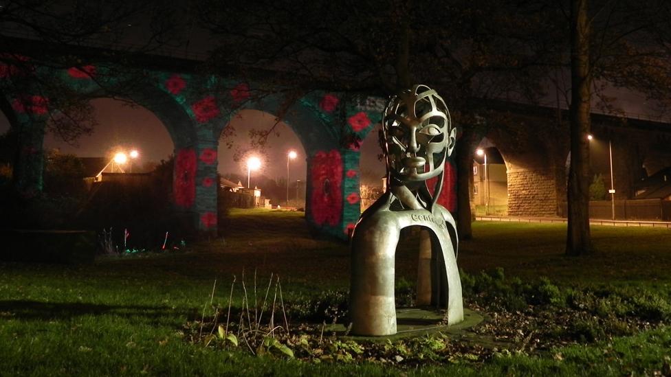 Remembrance Airdrie Centenary Park
