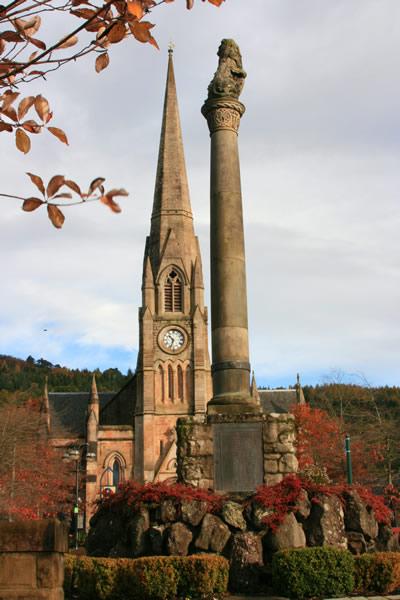 War Memorial Callander