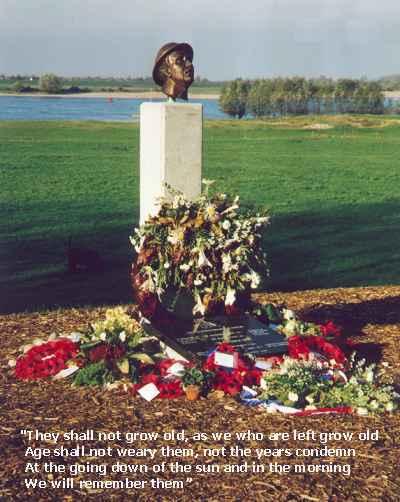 poppies monument