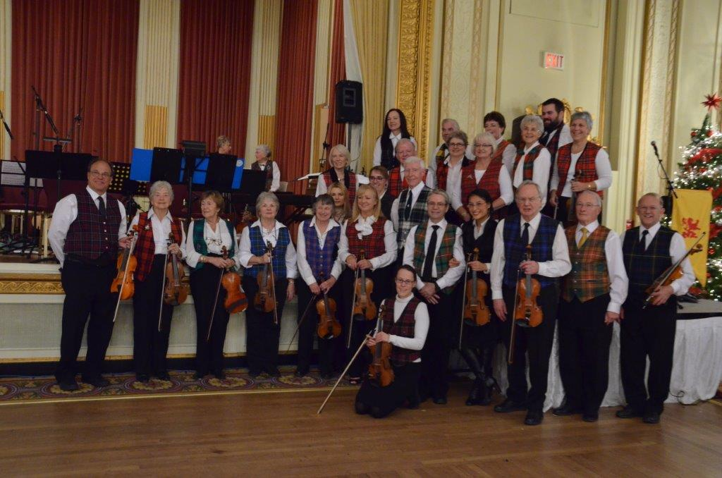 Vancouver Fiddle Orchestra