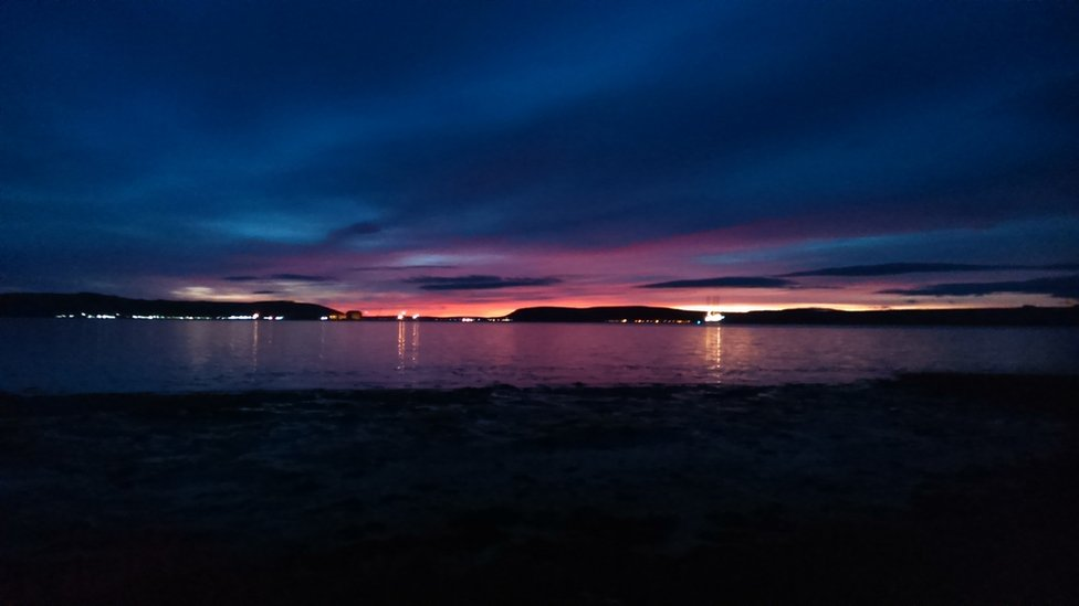 Winter - Cromarty Firth sunrise