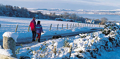 winter - beauly - snow