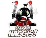 Haggis fear