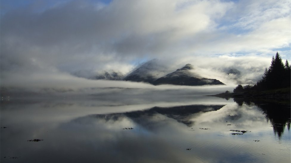 Winter - Loch Duich