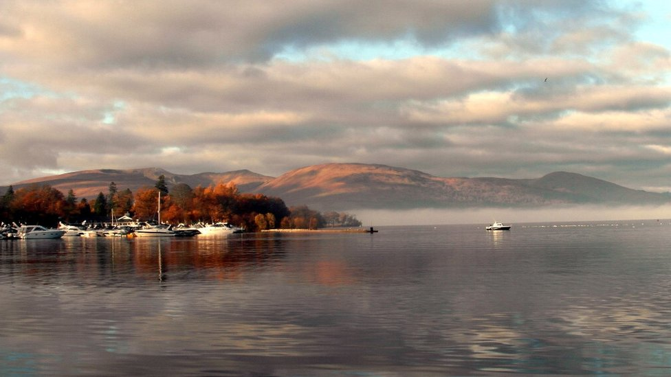 Winter - Loch Lomond