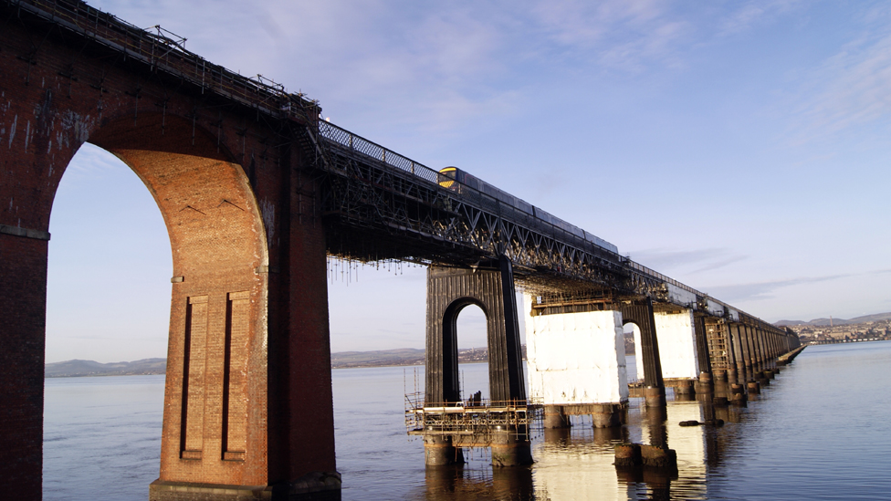 Winter - Tay Bridge