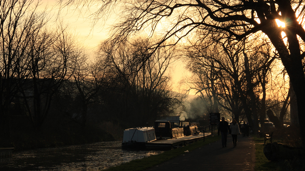 Winter - Union Canal