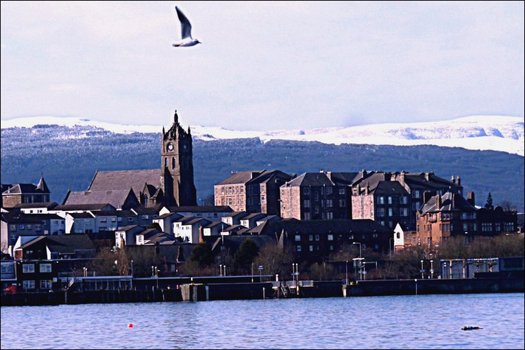 winter gourock