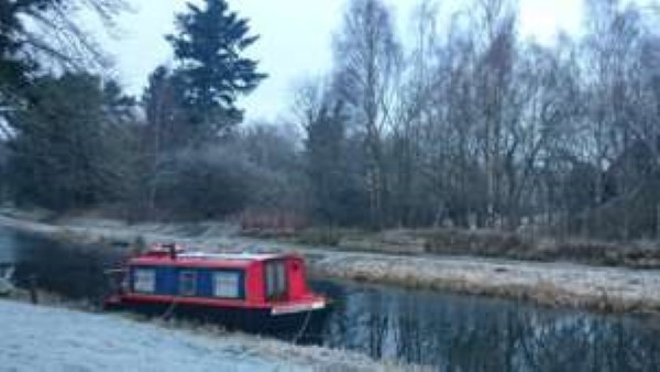 Winter - Union canal (2)