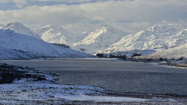 Winter - Loch Arklet & Trossachs