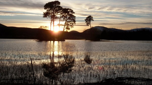 Winter - Loch Dubh Easter Ross