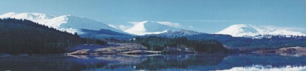 Winter - Loch Garry