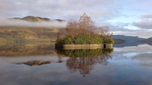 Winter - Loch Katrine