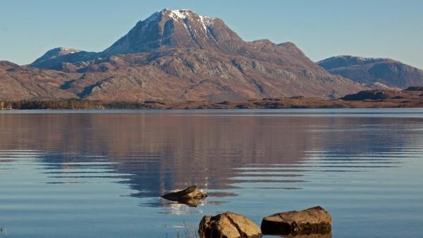 Winter - Loch Maree & Slioch