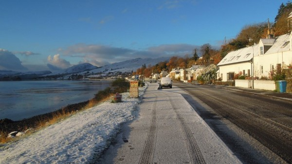 Winter - Lochcarron