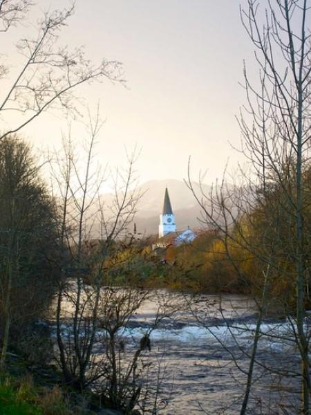 Winter - River Earn