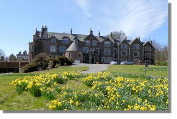 Spring - Cromlix House, Stirling