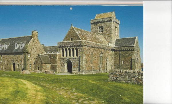 Spring - Iona Cathedral