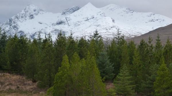 Winter - Cuillins