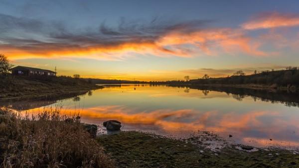 Winter - Forfar Loch