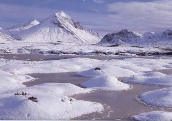 Winter - Glen Sligachan