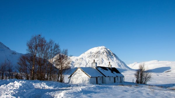 Winter - Glencoe