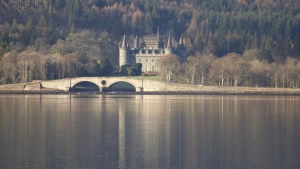 Winter - Inverary Castle (2)