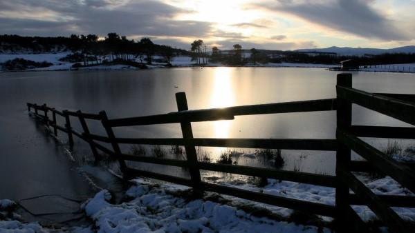 Winter - Knapps, Loch Kilmalcolm