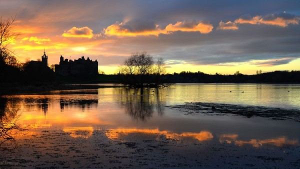 Winter - Linlithgow Palace