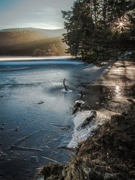 Winter - Loch an Eilein