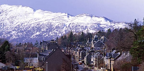 Winter - kingussie - snow