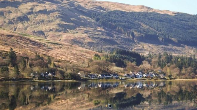 Spring - Cairndow, Loch Fyne