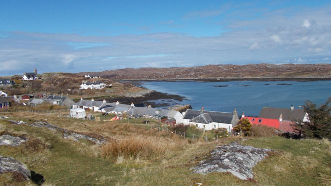Spring - Isle of Coll