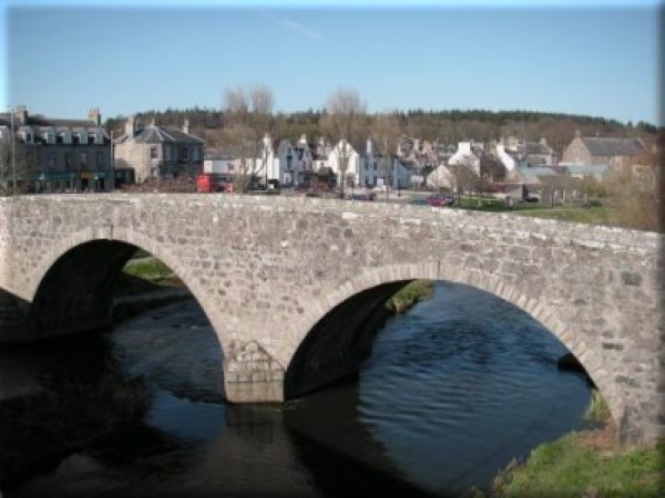 Ellon & Ythan River