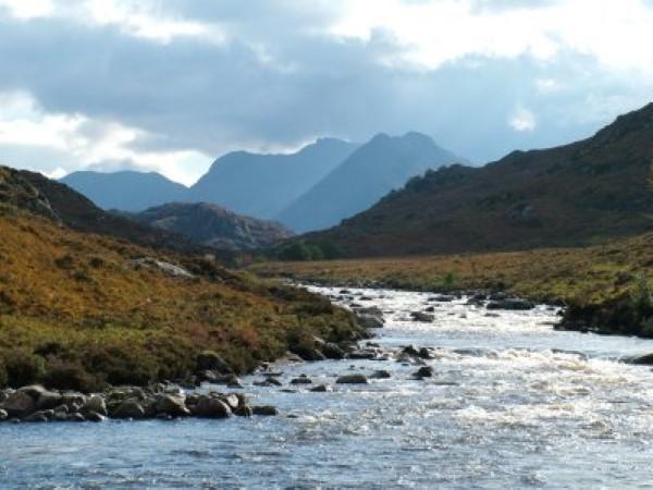 Gruinard River AnTeallach1