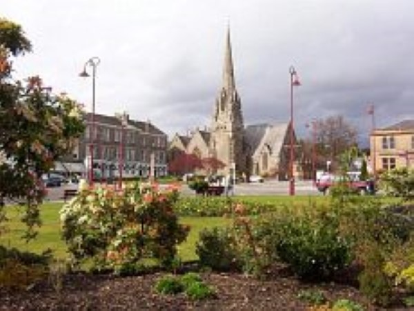Helensburgh Colquhoun Square