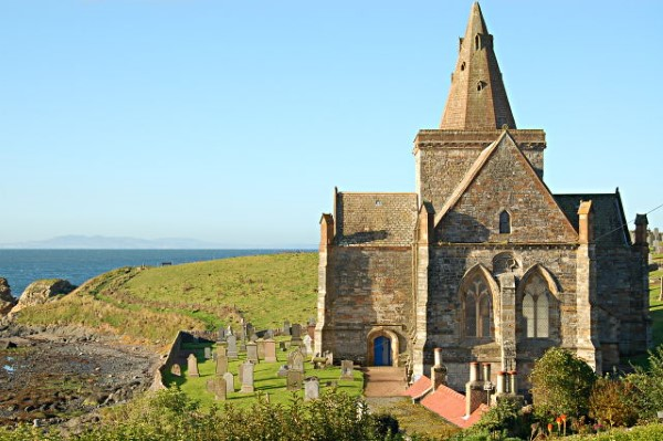 St Monan's Church