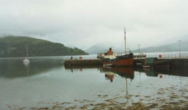 Inverary-boats