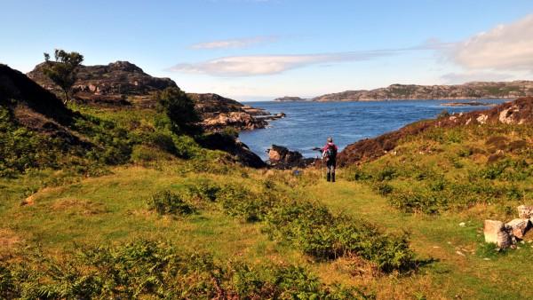 Isle of Raasay view