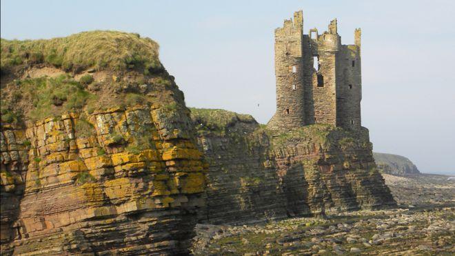 Keiss Castle, Caithness