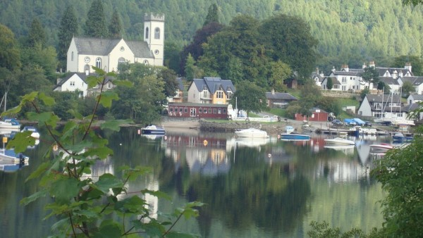 Kenmore & Loch Tay