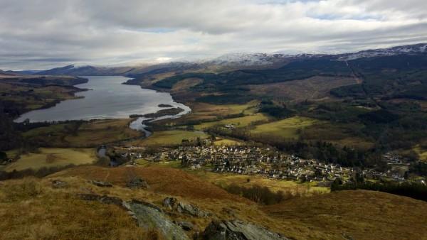 Killin & Loch Tay